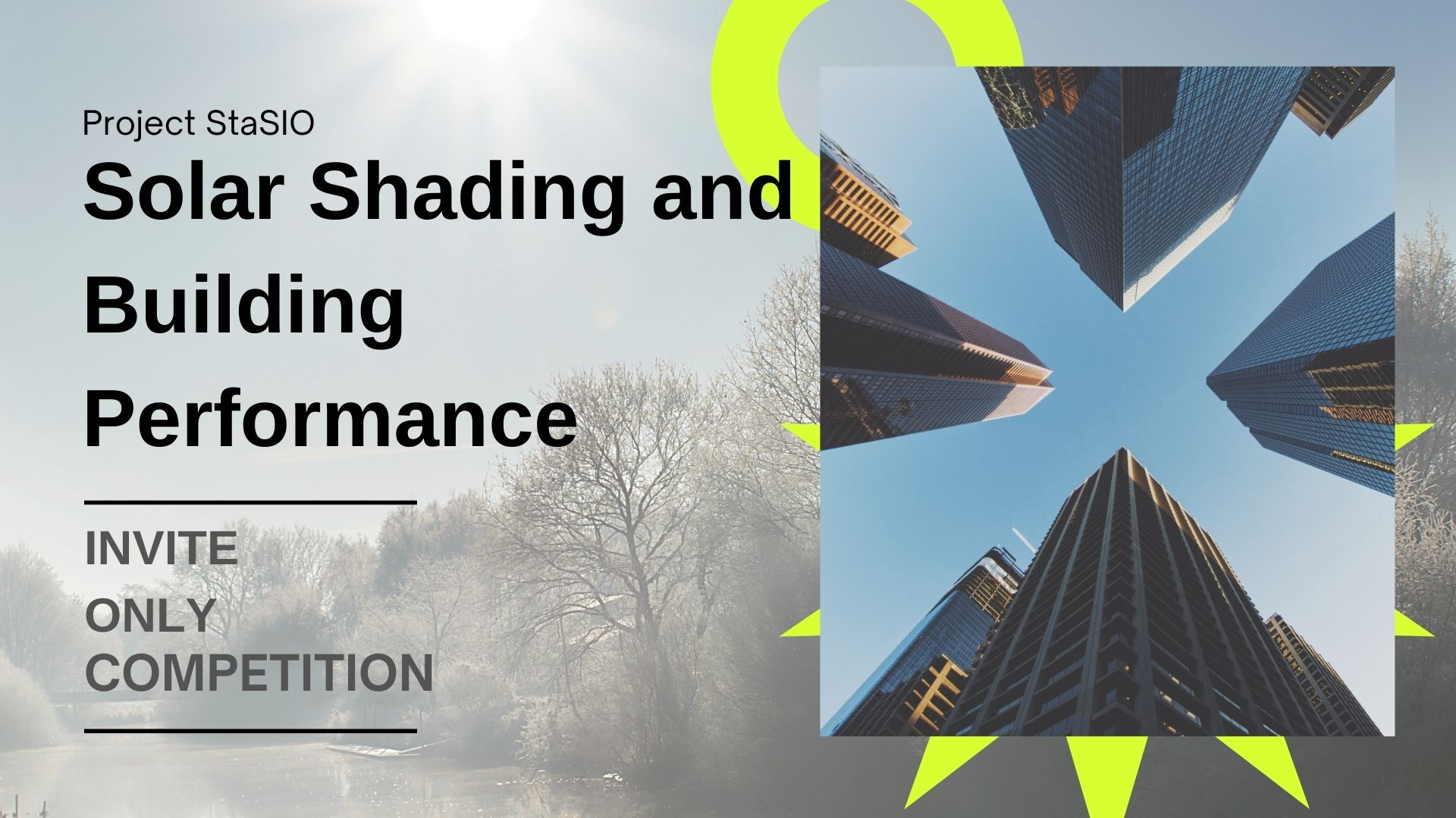 Solar Shading and Building Performance